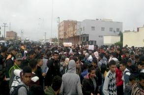 مصرع تلميذة في ربيعها الـ 15 يؤجج احتجاجات ساكنة...