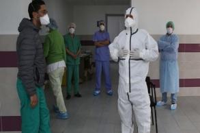 المغرب يتجاوز عتبة 6 ألاف حالة شفاء من فيروس...