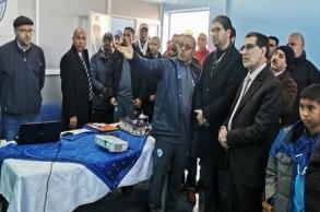 البقالي يكشف تفاصيل زيارة العثماني للمحمدية