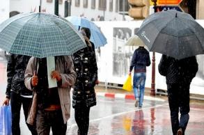 نشرة خاصة.. أمطار قوية وطقس بارد من الاثنين إلى...