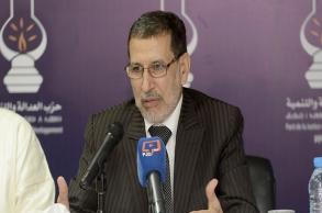 العثماني: الحكومة عازمة على بذل مزيد من الجهد...