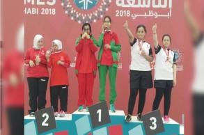 """مغربية تفوز بالذهبية في منافسات """"البوتشي..."""