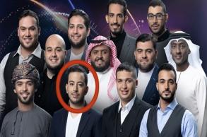 """المغربي إبراهيم إنهض يتأهل إلى نهائيات """"منشد..."""