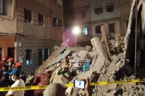 الدار البيضاء.. مصرع شخص في حادث انهيار مبنى من...