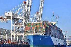 ارتفاع الرواج المينائي بنسبة 12,4 بالمائة سنة 2020