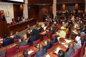 برلمان المجموعة الاقتصادية لدول غرب إفريقيا يدعم...
