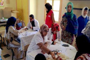 تقديم 250 ألف خدمة صحية لفائدة الساكنة المتضررة...
