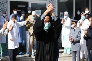 المغرب.. رقم قياسي جديد لحالات الشفاء من كورونا...