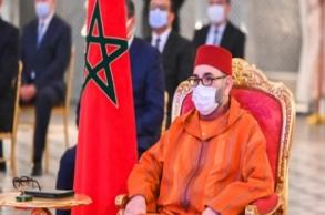 جلالة الملك يترأس حفل إطلاق مشروع تعميم الحماية...