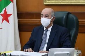 """فيروس """"كورونا"""" يدخل الرئيس الجزائري..."""