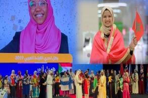 تحدي القراءة العربي..هديل السودانية تفوز باللقب...