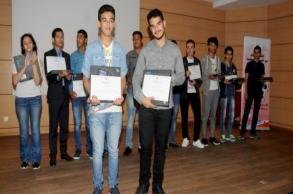 تلميذان مغربيان يتأهلان لبطولة MOS العالمية 2017