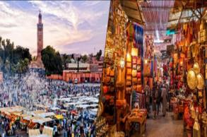 عدد السياح الوافدين على المغرب يواصل الارتفاع