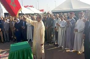 جماعة أولاد تايمة..افتتاح أكبر منطقة صناعية بهوارة
