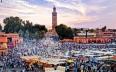 السياحة بالمغرب تواصل التقدم
