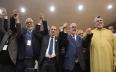 المجلس الوطني ينطلق في اجواء حماسية