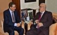 رئيس الحكومة يتباحث مع رئيس البنك الإسلامي للتنمية