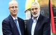 حكومة التوافق الفلسطيني تعقد أولى جلساتها في غزة...