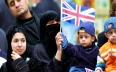 """مظاهرات ببريطانيا تندد بالعنصرية و""""..."""