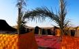 ربورتاج: الخيمة... رمز صحراوي متجذرة أوتاده في...