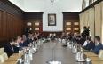 رئيس الحكومة يدعو العمران إلى تصفية مخزون الموازنة
