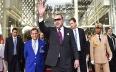 جلالة الملك يدشن بالرباط متحف محمد السادس للفن...