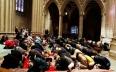 جمعة خاصة...أول صلاة للمسلمين في الكاتدرائية...