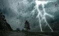 نشرة إنذارية: أمطار وزخات رعدية قوية بهذه المناطق
