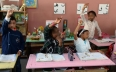 كاتبة يسارية..استعمال الدارجة في التعليم مناقض...