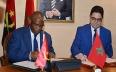 إلغاء التأشيرة بين المغرب وأنغولا بالنسبة...