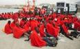 إنقاذ أزيد من 3400 مهاجر سري خلال يوم واحد بالبحر...